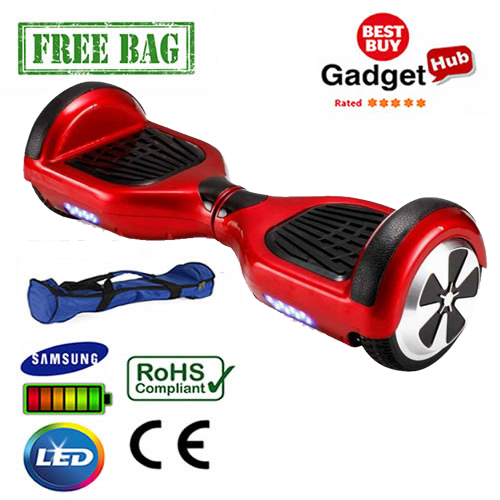 Classic Red Hoverboard uk