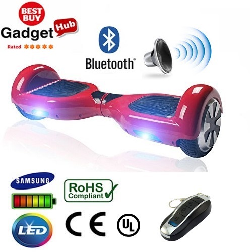 Red-classic-Bluetooth