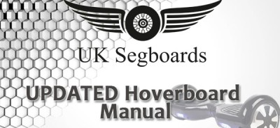 new hoverboard manual