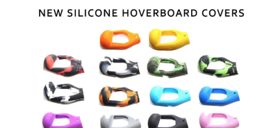 New Silicone Hoverboard Covers