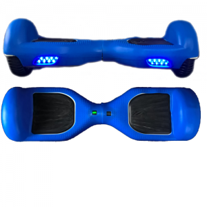 blue segway protective cover