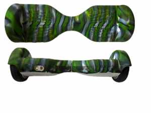 camo green protective hoverboard covers