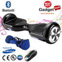 a black bluetooth hoverboard / segway