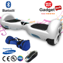 A Classic White Bluetooth hoverboard in uk