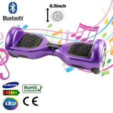 6inch-purple-segway-bluetooth