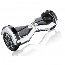 8inch chrome bluetooth segway