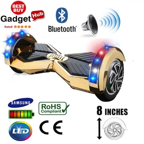 8inch-gold-chrome-bluetooth-segway - Copy