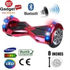 8inch-red-chrome-bluetooth-segway - Copy