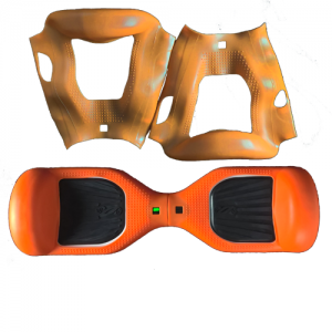 orange segway protective cover