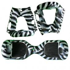 6.5inch zebra segway protector