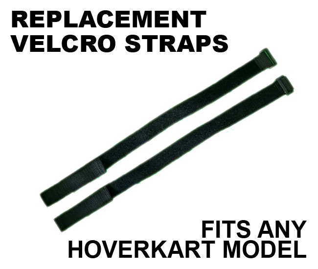 replacement hoverkart velcro straps