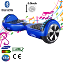6.5inch blue bluetooth swegway segway cheap
