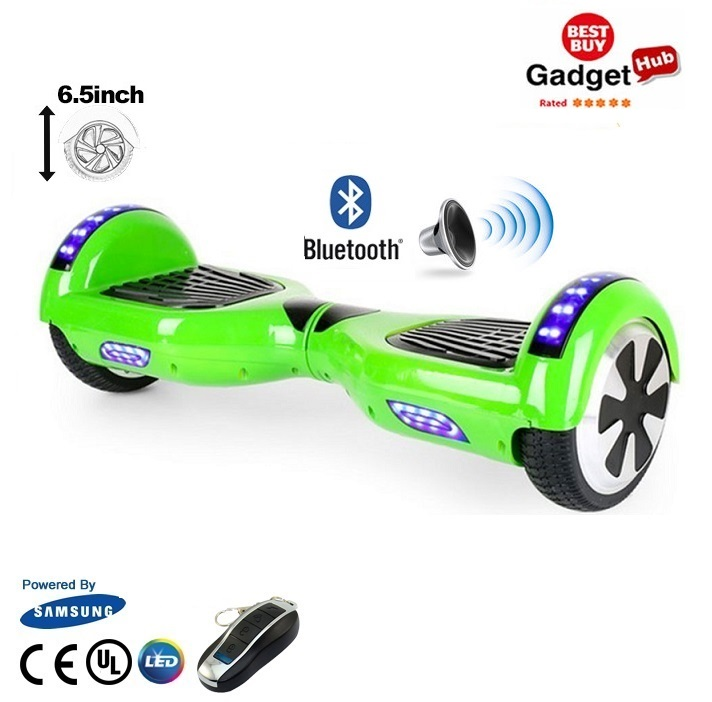 Green-double-LED-bluetooth