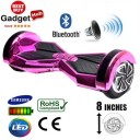 8inch-purple-chrome-bluetooth-segway