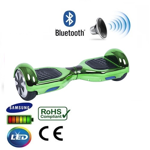 Chrome green -Bluetooth