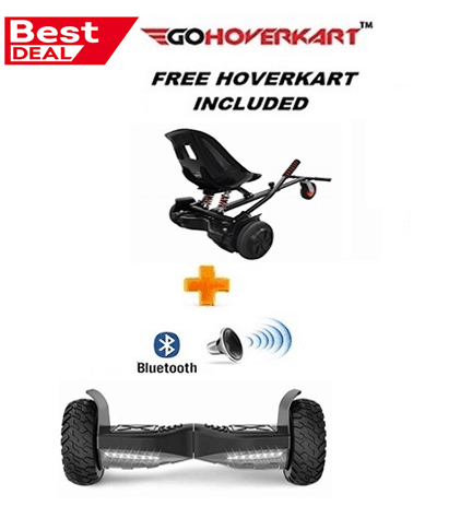 FREE Hoverkart with 8 5