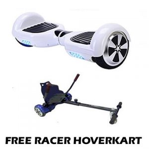 hoverboard segway 6.5 and free racer kart